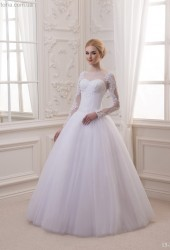 Свадебное платье Модель 15-203