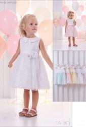 Детское платье 16-300