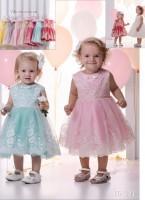 Детское платье 16-301