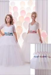 Детское платье 16-313