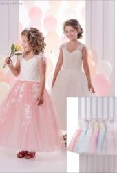 Детское платье 16-317
