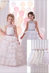 Детское платье 16-319