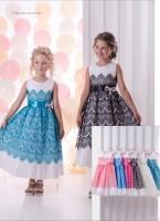 Детское платье 16-320
