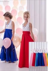 Детское платье 16-321