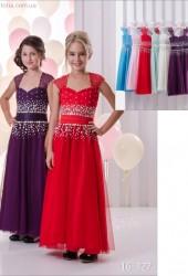 Детское платье 16-327