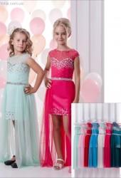 Детское платье 16-329