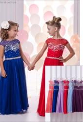 Детское платье 16-330