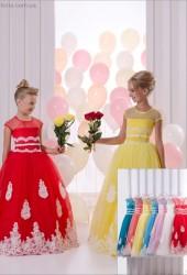 Детское платье 16-332