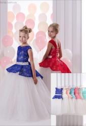 Детское платье 16-333