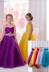 Детское платье 16-334
