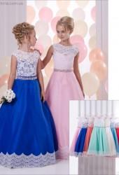 Детское платье 16-335