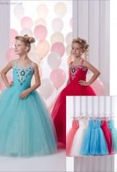 Детское платье 16-336