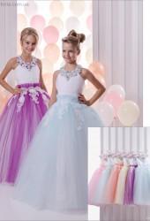 Детское платье 16-337
