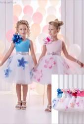 Детское платье 16-341