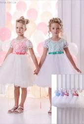 Детское платье 16-342