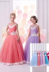 Детское платье 16-343