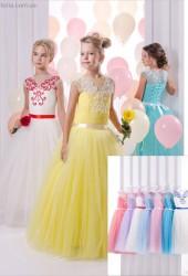 Детское платье 16-345