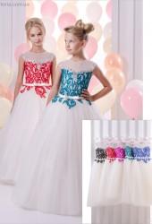 Детское платье 16-347