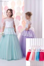 Детское платье 16-349