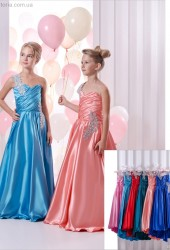 Детское платье 16-350