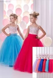 Детское платье 16-351
