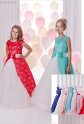 Детское платье 16-355