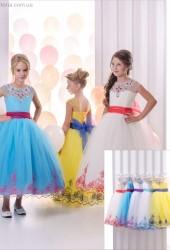 Детское платье 16-356