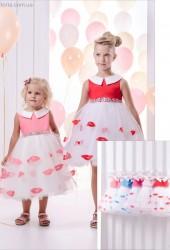 Детское платье 16-361