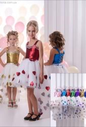 Детское платье 16-362