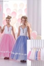 Детское платье 16-396
