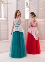 Вечернее платья 16-401