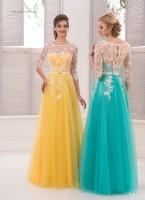Вечернее платья 16-404