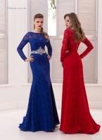 Вечернее платья 16-408