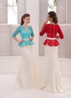 Вечернее платья 16-410