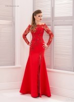 Вечернее платья 16-412