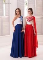 Вечернее платья 16-417