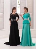 Вечернее платья 16-421