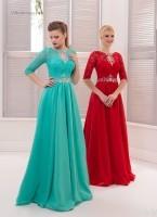 Вечернее платья 16-422