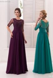Вечернее платья 16-431