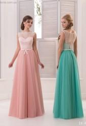 Вечернее платья 16-432