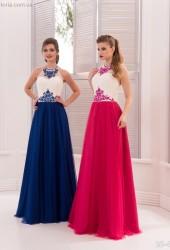 Вечернее платья 16-435