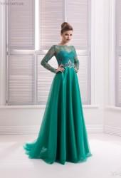 Вечернее платья 16-437