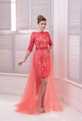 Вечернее платья 16-438