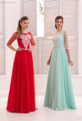 Вечернее платья 16-444