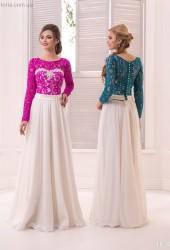 Вечернее платья 16-445
