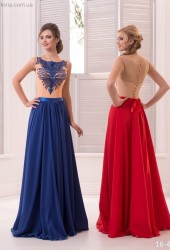 Вечернее платья 16-446