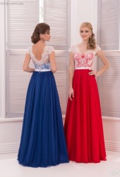 Вечернее платья 16-452
