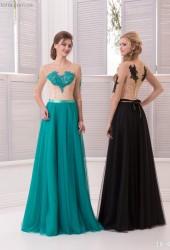 Вечернее платья 16-453