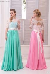Вечернее платья 16-457