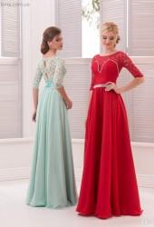 Вечернее платья 16-491
